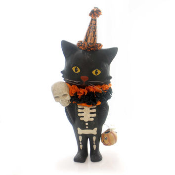 Halloween Sourpuss Halloween Figurine