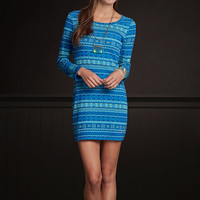 REDONDO SWEATER DRESS