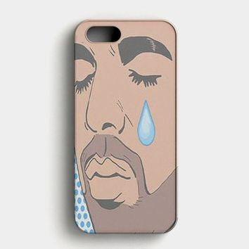 Drake Tears Xo Weekend iPhone SE Case