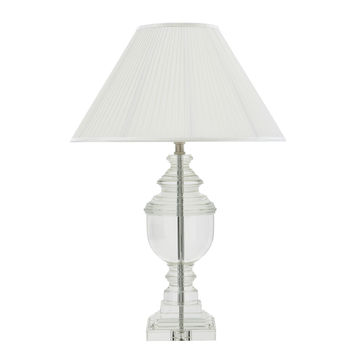 Eichholtz Table Lamp Noble - White
