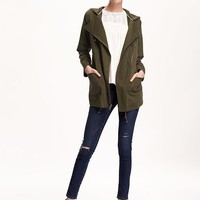 Utility Parka Jacket for Women   Old Navy