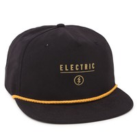 Electric Quebec Snapback Hat - Mens Backpack - Black - One
