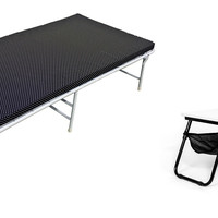 iBed in a Box with Folding Side Table COMBO