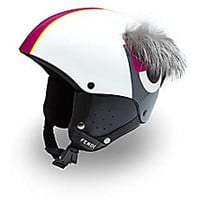 Fendi - Buggie Fur-Trim Ski Helmet - Saks Fifth Avenue Mobile