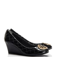 Tory Burch Quinn Quilted Wedge : Women's View All | Tory Burch