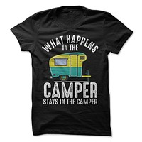 What Happens In The Camper Stays In the Camper