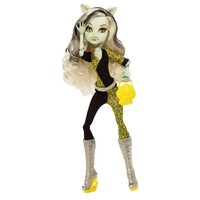 MONSTER HIGH® Freaky Fusion™ Frankie Stein® Doll - Shop.Mattel.com