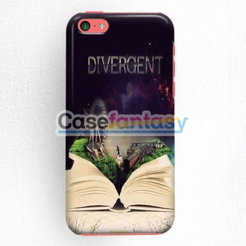 Beautiful Divergent iPhone 5C Case | casefantasy