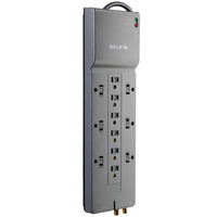 Belkin Home And Office Surge Protector (12-outlet; Telephone & Coaxial Protection)