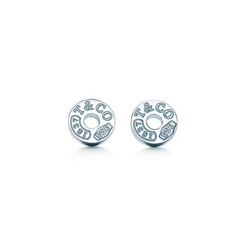 Tiffany & Co. - Tiffany 1837®:Circle Earrings