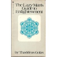 The Lazy Man's Guide to Enlightenment - 0553230174 | Thriftbooks Used Books