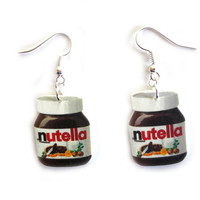 Nutella Inspired Accessories