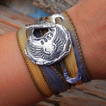 STERLING Silver Fall Style Soar Jewelry