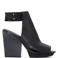 Juno Sandal In Black by 3.1 Phillip Lim - Moda Operandi