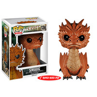 Funko POP! Movies - Vinyl Figure - The Hobbit 3 - SMAUG (6 inch) (Pre-Order ships Jan): BBToyStore.com - Toys, Plush, Trading Cards, Action Figures & Games online retail store shop sale