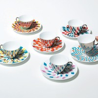 Mirror Cup & Saucer by D-Bros | Generate Design