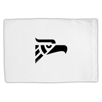 Hecho en Mexico Eagle Symbol Standard Size Polyester Pillow Case by TooLoud