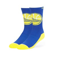 Golden State Warriors Dribble Drive Sport Socks Large