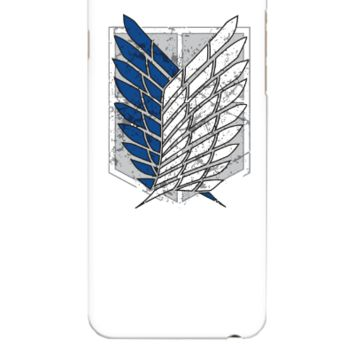 Attack On Titan - iphone 6 Plus Case