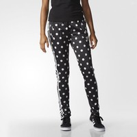 adidas Slim Supergirl Track Pants - Black | adidas US