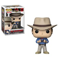 POP! Movies: Jurassic Park Dr. Alan Grant