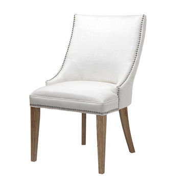 White Dining Chair | Eichholtz Bermuda