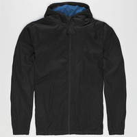 Volcom Watch Out Mens Jacket Black  In Sizes