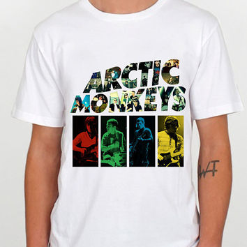 arctic monkeys uk design clothing for T Shirt Mens and T Shirt Girls