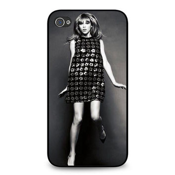 Taylor Swift Black and White iPhone 4 | 4S Case