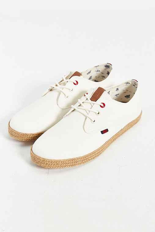 2e22aafdca Ben Sherman Prill Lace-Up Canvas Shoe from Urban Outfitters