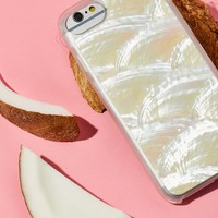 Free People Abalone Shell iPhone Case