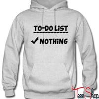 To-Do List hoodie