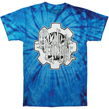 Crown The Empire Men's  The Fallout Tie Dye T-shirt Multi Rockabilia
