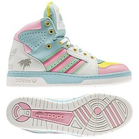adidas Jeremy Scott License Plate Miami Shoes