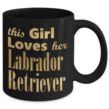 Labrador Retriever - 11oz Mug v2