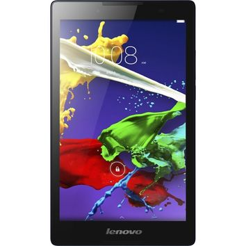 "Lenovo - Tab 2 A8 - 8"" - 16GB - Navy Blue"
