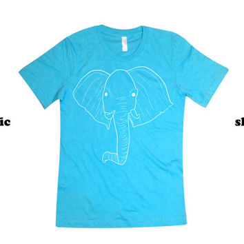 Elephant Shirt | Elephant Tshirt | Animal Clothing