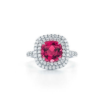 Tiffany & Co. - Tiffany Soleste®:Rubellite Ring
