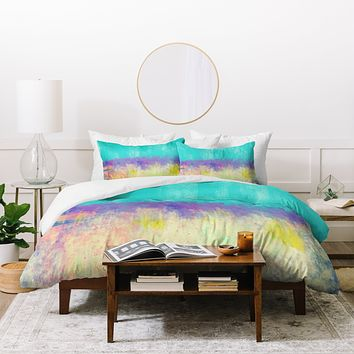 Allyson Johnson Celebration Duvet Cover