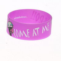 Invader Zim Gir Come At Me Bro  Rubber Bracelet | Hot Topic