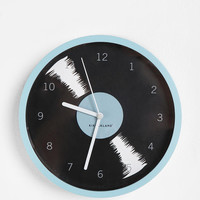 Urban Outfitters - Record Album Wall Clock