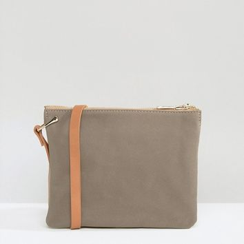 Pull&Bear Cross Body Bag at asos.com