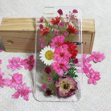 Vintage flower Galaxy S6 Edge Plus Case,Samsung Note 5 case,Flower Galaxy S6 case,Resin flower Samsung note 4/3/2,Galaxy S3/S4/S5 case#50739