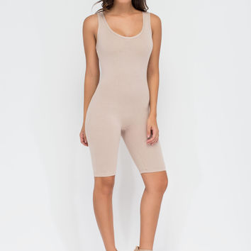 Get The Scoop Cropped Jumpsuit GoJane.com