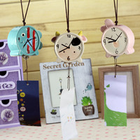 Creative Style Pottery Home Decor Gifts Clock [6282799430]