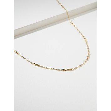 Gold Salvador Necklace