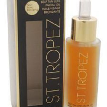 St. Tropez Self Tan Luxe Dry Facial Oil By St. Tropez For Unisex - 1.01 Oz Tanner