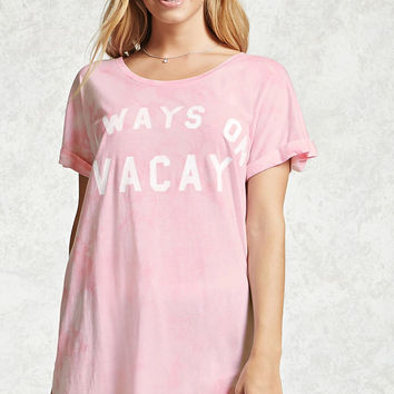 Always On Vacay Nightdress