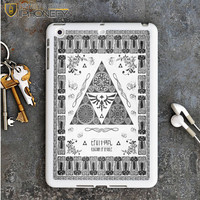 Legend Of Zelda Kingdom Of Hyrule Crest iPad Mini Case iPhonefy