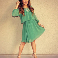 Tiered 'Nancy' Dress